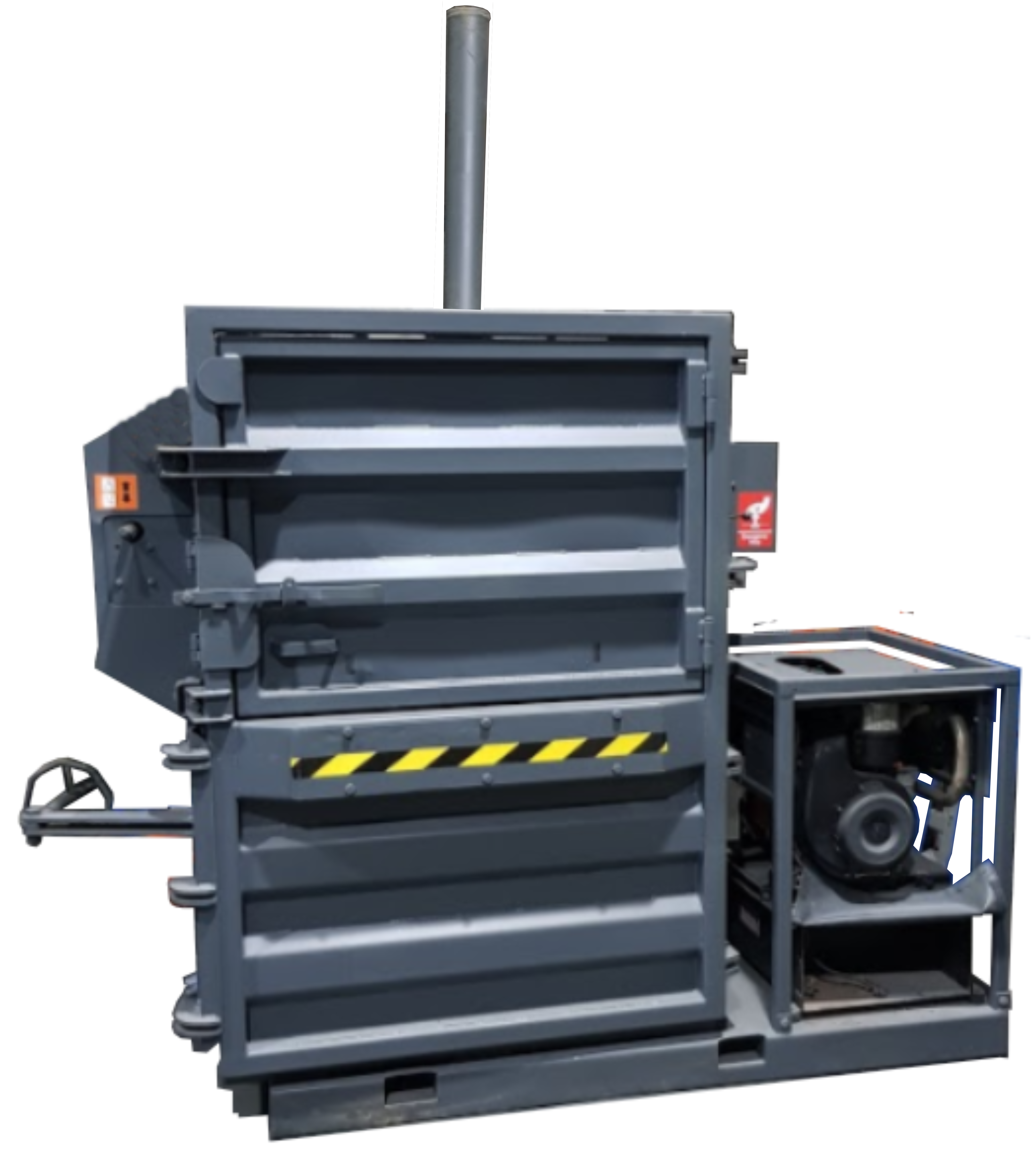 Refurbished Recycling Equipment supplied by MHM Recycling